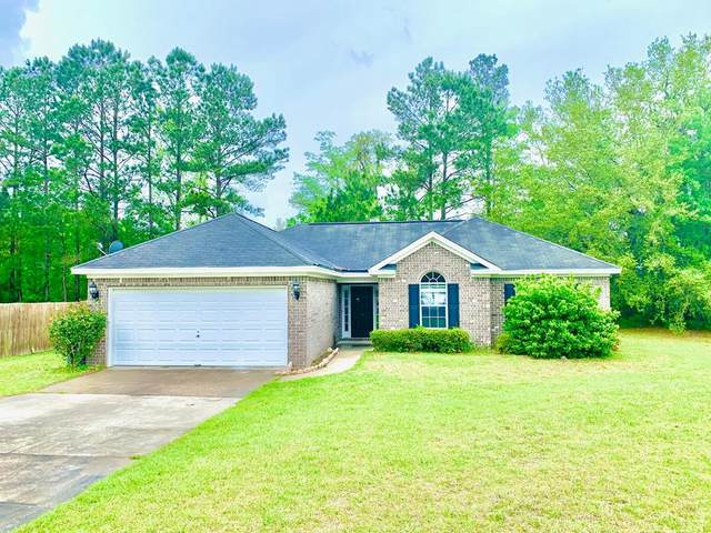 348 Rivers Bend Drive, Midway, GA 31320 (MLS #134256) :: RE/MAX All American Realty