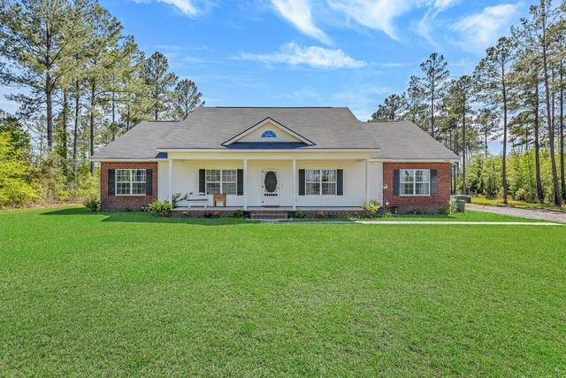 1568 Buster Phillips Road Se, Ludowici, GA 31316 (MLS #134263) :: Coldwell Banker Southern Coast