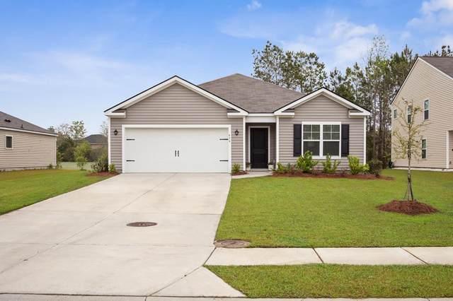 635 Hogan Drive, Richmond Hill, GA 31324 (MLS #134268) :: Coldwell Banker Southern Coast
