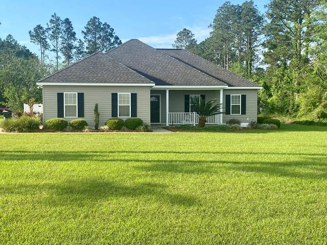 2235 Empire Road, Jesup, GA 31545 (MLS #134270) :: Level Ten Real Estate Group