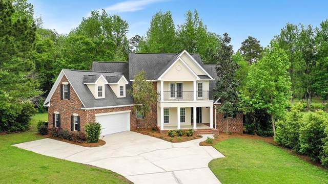 568 Channing Drive, Richmond Hill, GA 31324 (MLS #134278) :: Coldwell Banker Southern Coast