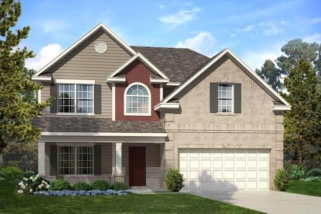 44 Blaze Circle, Hinesville, GA 31313 (MLS #134384) :: Coldwell Banker Southern Coast