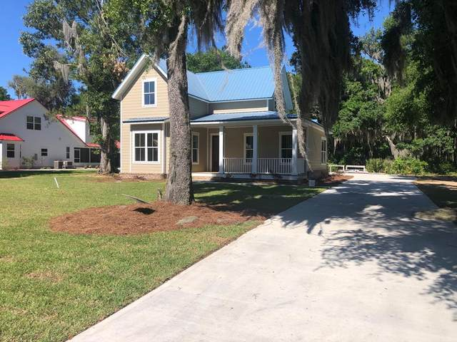 202 Goodman Drive, Midway, GA 31320 (MLS #134529) :: Coldwell Banker Southern Coast