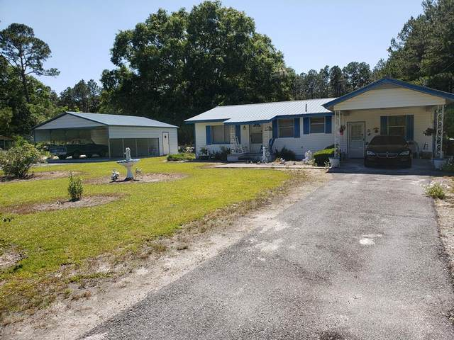 337 Akins Road, Glennville, GA 30427 (MLS #134544) :: Coldwell Banker Southern Coast
