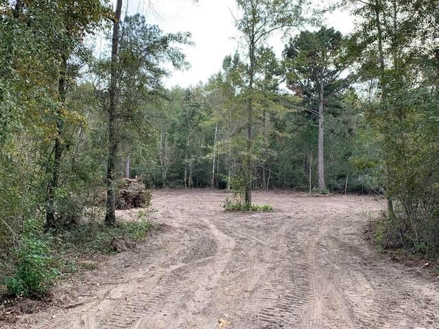 107 Dogwood  Acres Road, Jesup, GA 31545 (MLS #134550) :: RE/MAX All American Realty