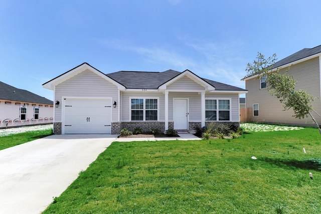 326 Alcott Circle, Hinesville, GA 31313 (MLS #134576) :: Coldwell Banker Southern Coast