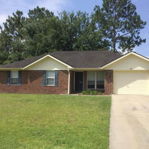 201 Preakness Court, Hinesville, GA 31313 (MLS #134578) :: Coldwell Banker Southern Coast