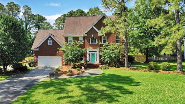 678 Steele Wood Drive, Richmond Hill, GA 31324 (MLS #134579) :: Coldwell Banker Southern Coast