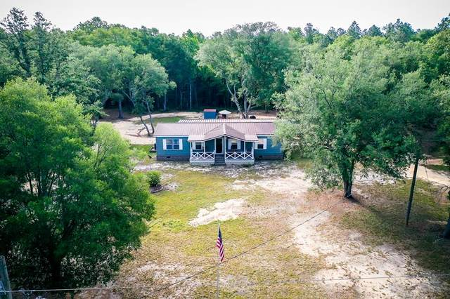 601 Laxton Road, Jesup, GA 31545 (MLS #134580) :: RE/MAX All American Realty