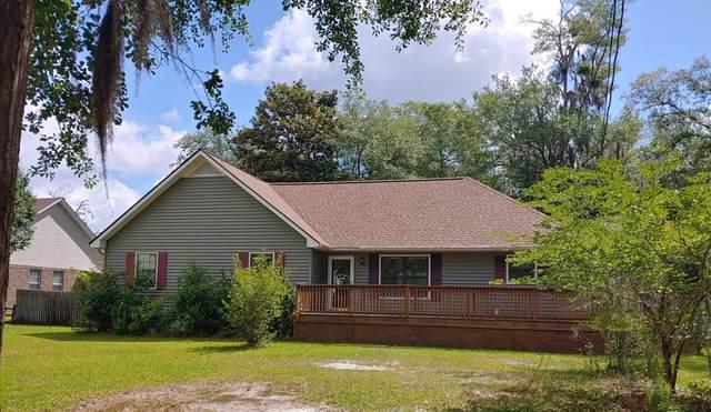 145 Island Drive, Midway, GA 31320 (MLS #134585) :: Coldwell Banker Southern Coast
