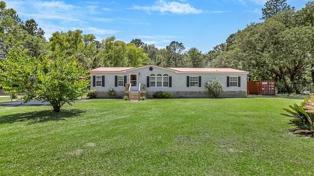 83 Smith Berry Road Ne, Ludowici, GA 31316 (MLS #134586) :: Coldwell Banker Southern Coast