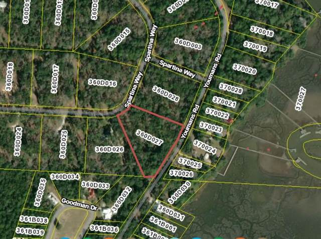 Lot 2 Spartina Way, Midway, GA 31320 (MLS #134609) :: Coldwell Banker Southern Coast