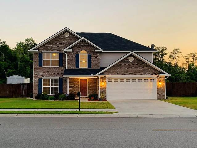 1039 Miles Crossing, Hinesville, GA 31313 (MLS #134639) :: Coldwell Banker Southern Coast