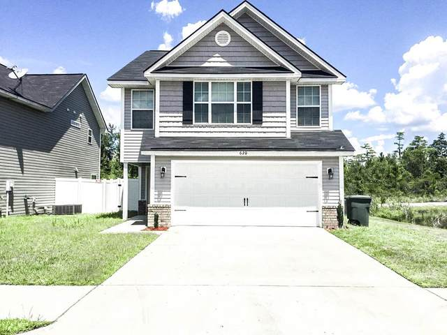 620 Amhearst Row, Hinesville, GA 31313 (MLS #134674) :: Coldwell Banker Southern Coast