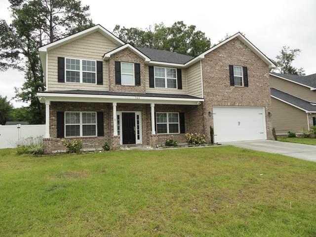 704 Eden Lane, Hinesville, GA 31313 (MLS #134682) :: Coldwell Banker Southern Coast