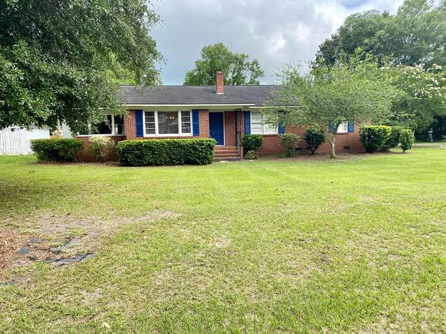 335 South Hickory Street, Jesup, GA 31546 (MLS #134684) :: RE/MAX All American Realty
