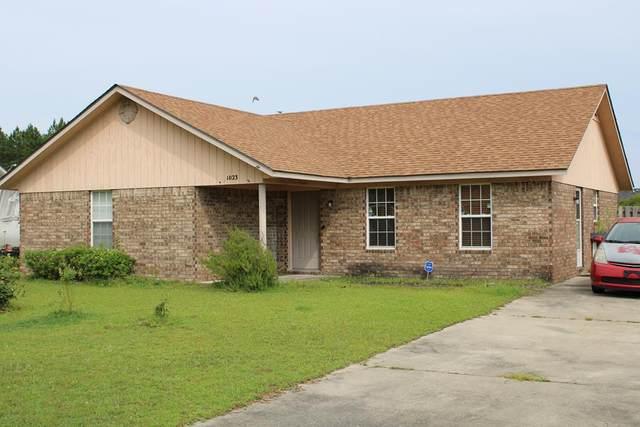 1023 Barley Drive, Hinesville, GA 31313 (MLS #134691) :: Coldwell Banker Southern Coast