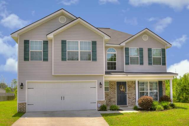 28 Tawny Court, Midway, GA 31320 (MLS #134705) :: Coldwell Banker Southern Coast