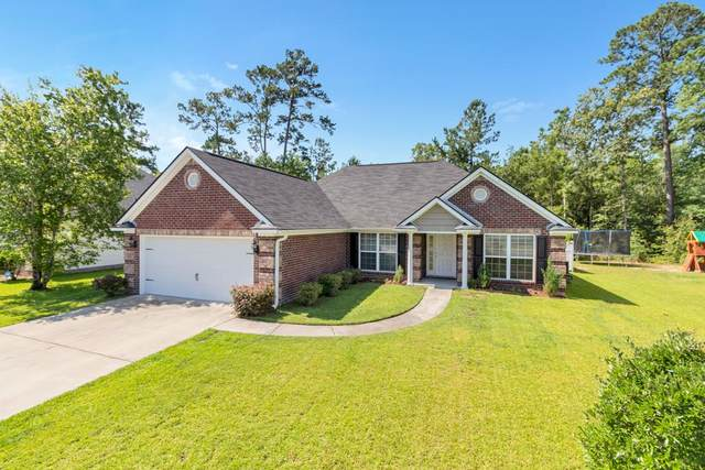 1209 Peacock Trail, Hinesville, GA 31313 (MLS #134733) :: Coastal Homes of Georgia, LLC