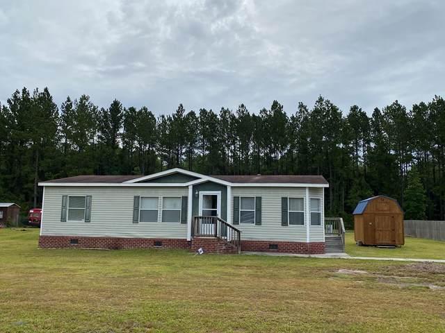 184 Cutters Gap Ne, Ludowici, GA 31316 (MLS #134738) :: Coldwell Banker Southern Coast