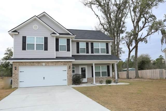 188 Cumberland Drive Ne, Ludowici, GA 31316 (MLS #134798) :: Coldwell Banker Southern Coast