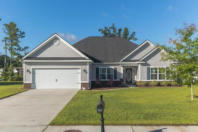 616 Red Oak Lane, Hinesville, GA 31313 (MLS #134877) :: Coldwell Banker Southern Coast