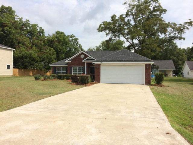 146 Auburn Circle, Glennville, GA 30427 (MLS #134904) :: Coldwell Banker Southern Coast