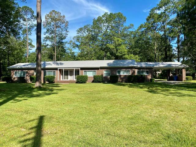 429 Ty Ty Street, Jesup, GA 31545 (MLS #134918) :: Coldwell Banker Southern Coast