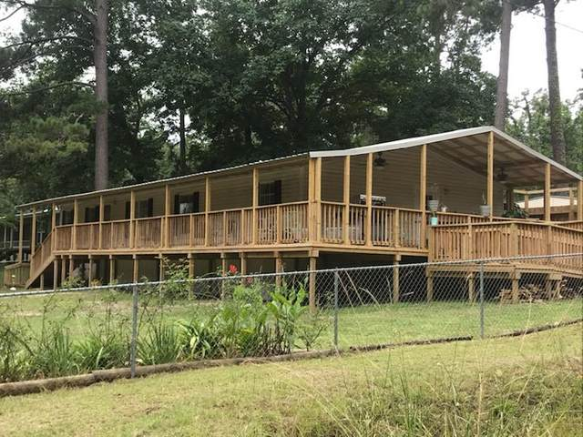 525 Willow Road, Jesup, GA 31545 (MLS #134937) :: Coldwell Banker Southern Coast