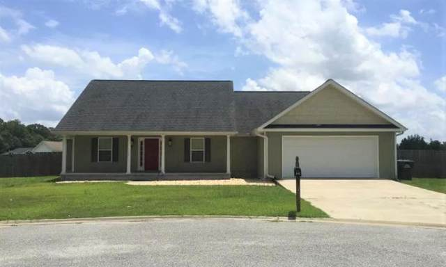 193 Conner Drive Ne, Ludowici, GA 31316 (MLS #134942) :: RE/MAX All American Realty