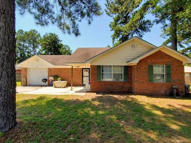 223 Jamey Lane Ne, Hinesville, GA 31313 (MLS #134950) :: Coldwell Banker Southern Coast