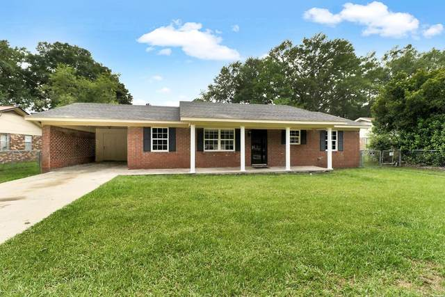 621 Parker Drive, Hinesville, GA 31313 (MLS #134962) :: Coldwell Banker Southern Coast