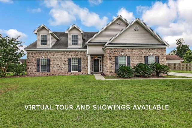 700 Canyon Drive, Savannah, GA 31419 (MLS #134966) :: Coldwell Banker Southern Coast