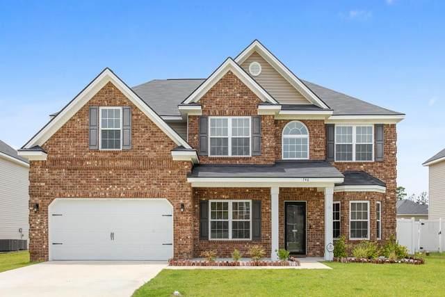 746 English Oak Drive, Hinesville, GA 31313 (MLS #134968) :: Coastal Homes of Georgia, LLC