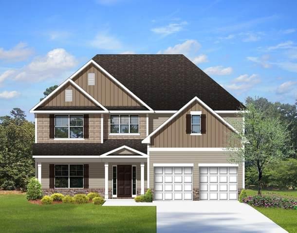 58 Rosin Road, Hinesville, GA 31313 (MLS #134984) :: Coldwell Banker Southern Coast
