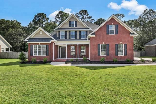 119 Ali Avenue, Hinesville, GA 31313 (MLS #134996) :: Coldwell Banker Southern Coast