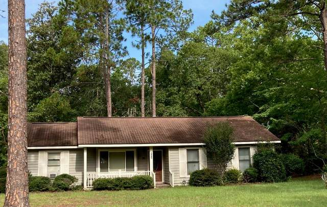 434 Old Waynesville Road, Jesup, GA 31546 (MLS #135043) :: Coldwell Banker Southern Coast