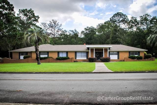 412 Pierce Street, Jesup, GA 31545 (MLS #135062) :: Coldwell Banker Southern Coast