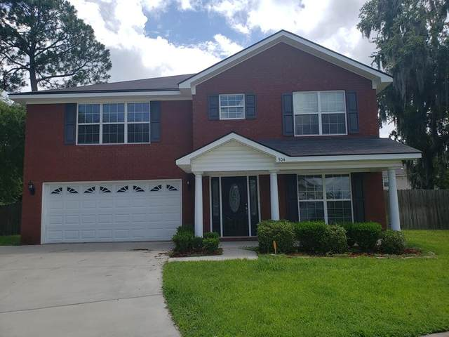 304 Largo Court, Hinesville, GA 31313 (MLS #135076) :: Coldwell Banker Southern Coast