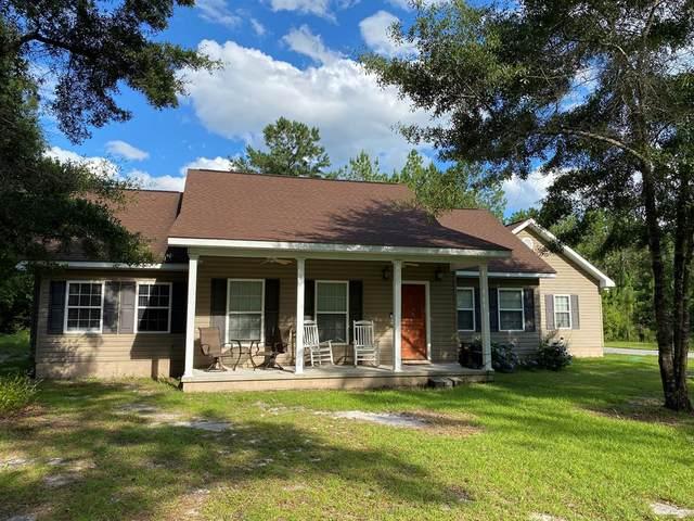 253 Horse Ranch Road, Jesup, GA 31545 (MLS #135093) :: Coldwell Banker Southern Coast