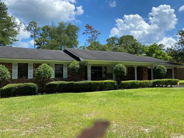 569 5th Street, Jesup, GA 31545 (MLS #135096) :: Coldwell Banker Southern Coast