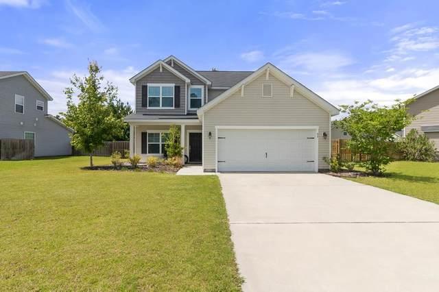 53 Richmond Walk Drive, Richmond Hill, GA 31324 (MLS #135106) :: RE/MAX Eagle Creek Realty