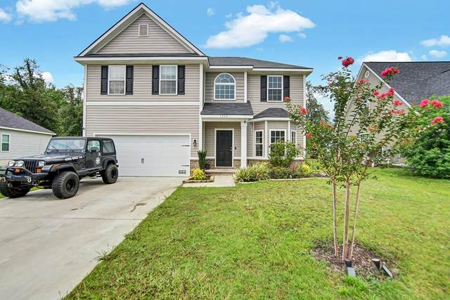 1232 Peacock Trail, Hinesville, GA 31313 (MLS #135111) :: Coldwell Banker Southern Coast