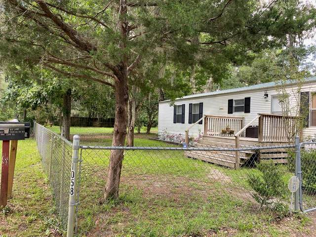 1058 Thompson Road, Townsend, GA 31331 (MLS #135136) :: Coldwell Banker Southern Coast