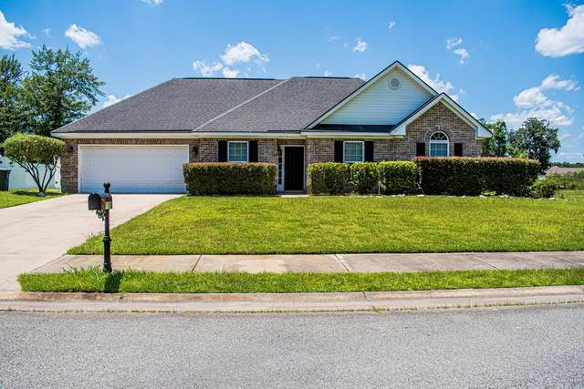 1102 Sara Lane, Hinesville, GA 31313 (MLS #135155) :: Coastal Homes of Georgia, LLC