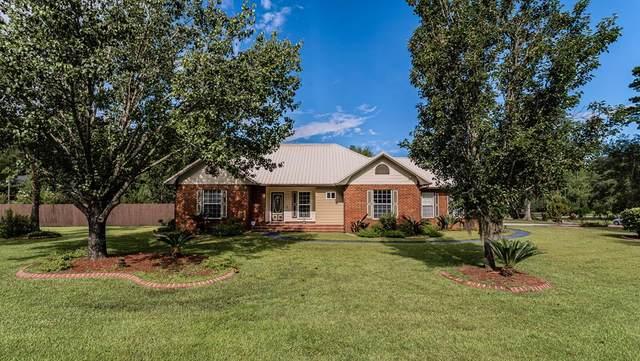 380 Tremain Drive, Hinesville, GA 31313 (MLS #135185) :: Coldwell Banker Southern Coast