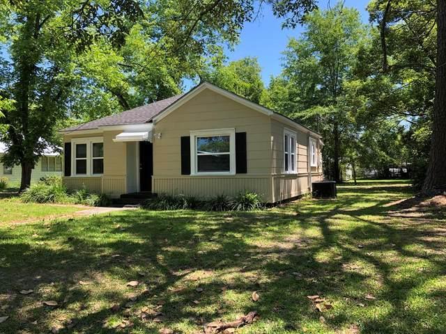 207 Church Street, Glennville, GA 30427 (MLS #135242) :: Coldwell Banker Southern Coast