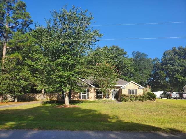 260 Joshua Circle, Ellabell, GA 31308 (MLS #135253) :: Coldwell Banker Southern Coast