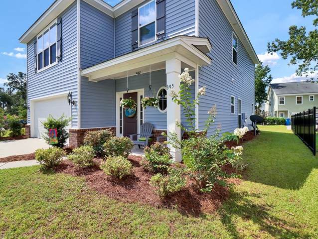 395 Sunbury Drive, Richmond Hill, GA 31324 (MLS #135294) :: RE/MAX Eagle Creek Realty