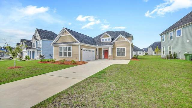 131 Martello Road, Pooler, GA 31322 (MLS #135337) :: Level Ten Real Estate Group